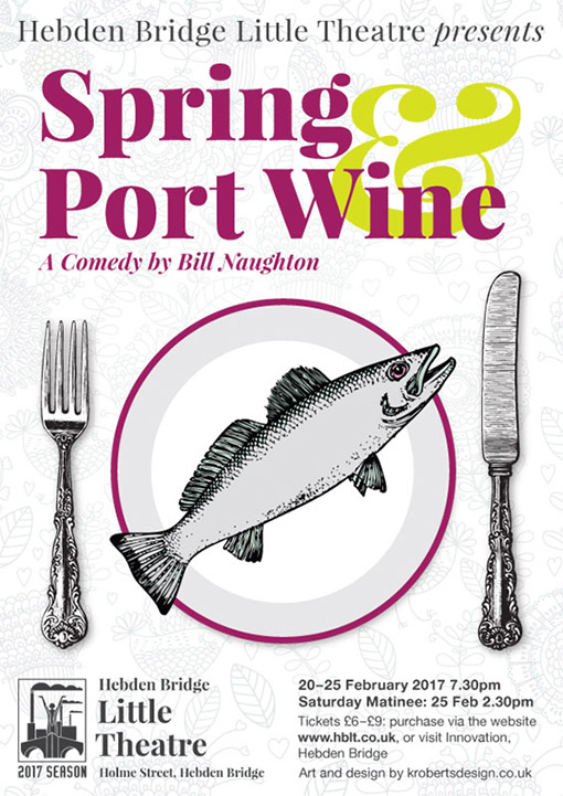Spring and Port Wine - Accepted Design