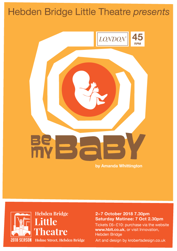 Be My Baby - Rejected Design