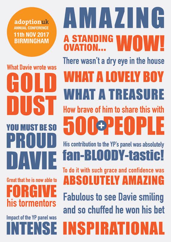 Davie's poster